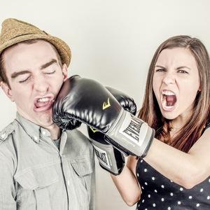 Emotional IQ Freedom Of Speech couple